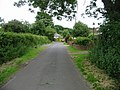 View along Pay Street towards the A260 - geograph.org.uk - 853650.jpg
