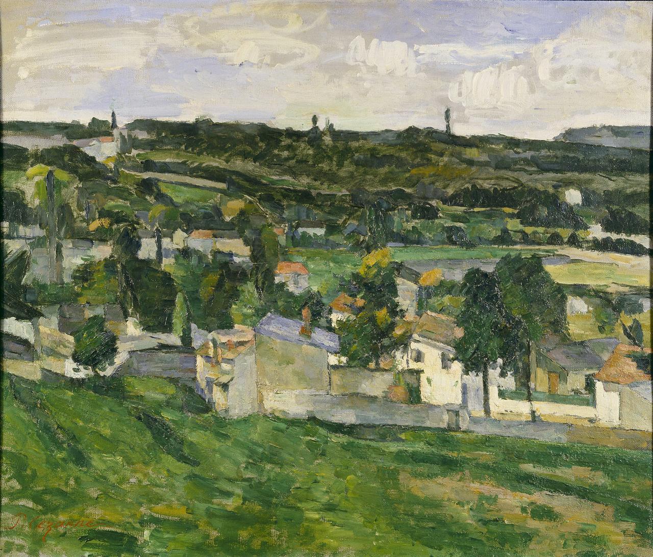 View of Auvers-sur-Oise Paul Cezanne.png