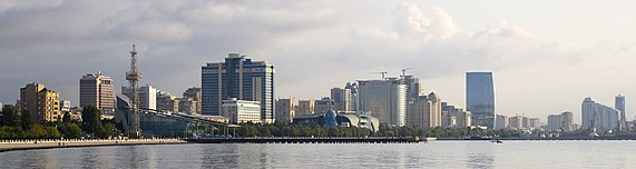 View of Baku City 2.JPG