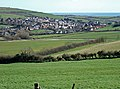 View of Sutton Poyntz from Green Hill - geograph.org.uk - 374474.jpg