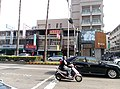 View of Zhongming Road in North District Taichung 01.jpg