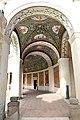 Villa giulia, portici con affreschi di pietro venale e altri, 04.jpg