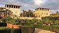 Villa la quiete, veduta dal giardino 08.JPG
