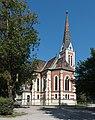 Villach Wilhelm-Hohenheim-Strasse Evangelische Pfarrkirche 07082015 6490.jpg