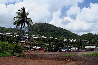 Bandrélé,  Bandrele, Mayotte
