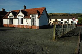 Village Hall, Clatter - geograph.org.uk - 1590711.jpg
