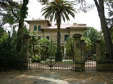 Casa per dirigenti del villaggio Solvay