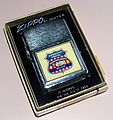 Vintage Zippo Cigarette Ligher - American Postal Workers Union AFL-CIO, Made In USA (15836582554).jpg