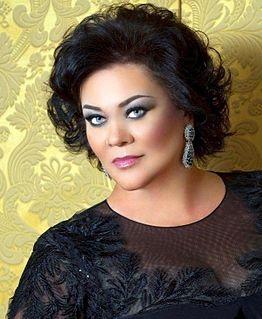 Violeta Urmana Lithuanian opera singer