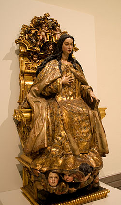 virgen de las merced: