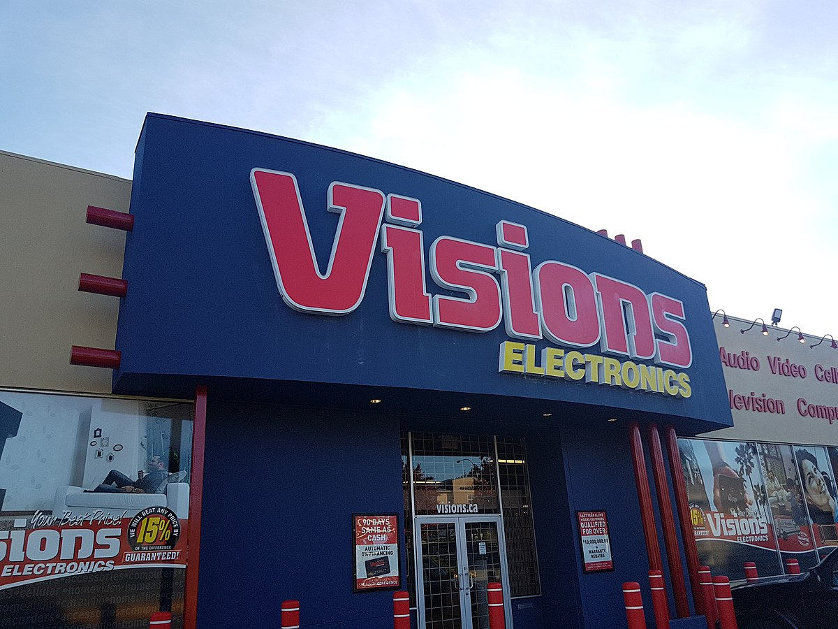 Visions Electronics Wikipedia