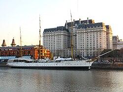Vista de Puerto Madero - Edificio Libertador