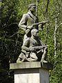 Vlastiboř (na Železnobrodsku) - pomník partyzánského hnutí nad sokolovnou (3).jpg