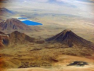 Cerro Overo mountain in Antofagasta Region, Chile; geonames ID = 3877904