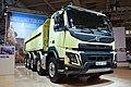 Volvo FMX 10x4 dump truck 2014. Spielvogel 1.JPG