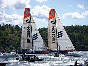 Svenska: Volvo Ocean Race 2008/2009, Stopover ...