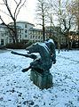 Voorburg - Vreugd en Rust - Vallende Ruiter - Frank Letterie 1971(3).JPG