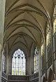 Voutes et vitraux de l'église Saint-Jacques (Lisieux, Calvados, France).jpg