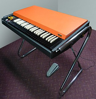 Vox Continental Portable electronic organ
