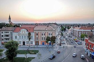 Vršac - Image: Vršac (14370906663)
