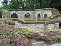 Vreta kloster restorated walls2.jpg