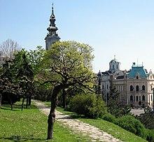 Belgrade Fortress - WikiVisually