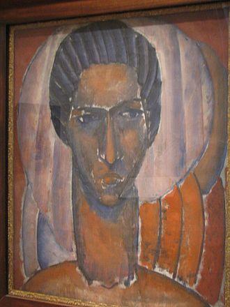 Morris Kantor - Self Portrait
