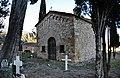 WLM14ES - Església vella romànica de Sant Miquel de Peramola, Alt Urgell - MARIA ROSA FERRE (2).jpg