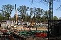 WWII memorial under construction 20030406 105243.jpg