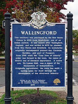 Wallingford 1976