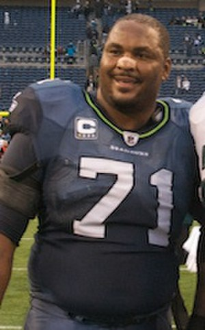 Walter Jones (American football) - Jones in November 2008