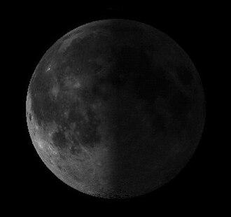 Night - Waning moon