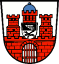 Wappen der Stadt Bad Kissingen