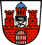 Wappen vo da Stadt Bad Kissingen