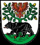 Das Wappen von Bernau bei Berlin
