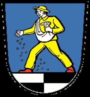 Blaufelden - Image: Wappen Blaufelden