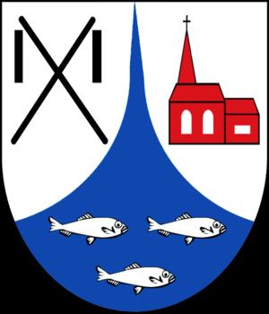 Hohen Sprenz - Image: Wappen Hohen Sprenz