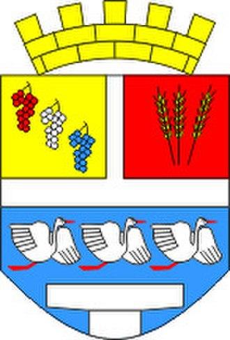 Vinkovci - Image: Wappen Vinkovci