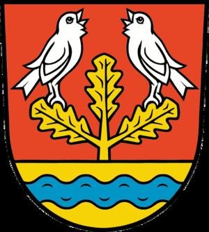 Vogelsang, Brandenburg - Image: Wappen Vogelsang