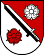 Coat of arms of Hohenzell