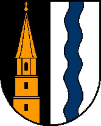 Mehrnbach - Image: Wappen at mehrnbach