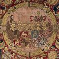 Wappenteppich Hohenzollern-Hechingen - Zimmern c1575 detail.jpg
