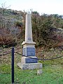 War Memorial at All Stretton. - geograph.org.uk - 286352.jpg