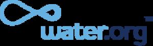 Water.org - Image: Water.org logo