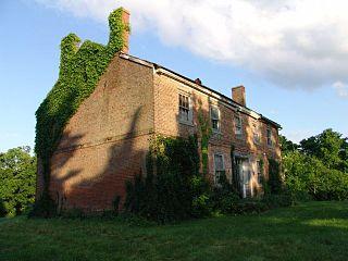 Waveland (Danville, Kentucky) United States historic place