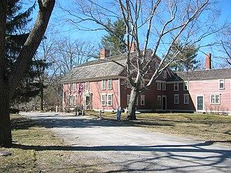 Wayside Inn Historic District - Image: Wayside Inn 2
