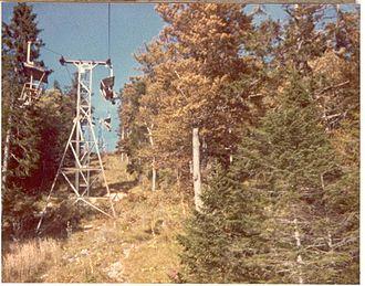 Weissenstein - Weissenstein chair lift
