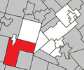 Wentworth-Nord Quebec location diagram.png