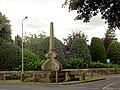 West Bretton war memorial. - geograph.org.uk - 545054.jpg