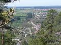 Westlicher Blick über Wildberg Richtung Nordschwarzwald - panoramio.jpg